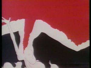 One of the scenes omitted in the fourth version